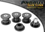 Mazda RX7 Gen 3 & 4 92-02 Powerflex Black Rr Upper Wishbone Bushes PFR36-309BLK
